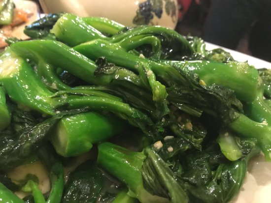 Quincy, MA: Chinese broccoli