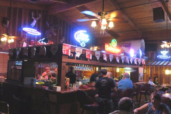 Roseville, CA: Cowboy bar.