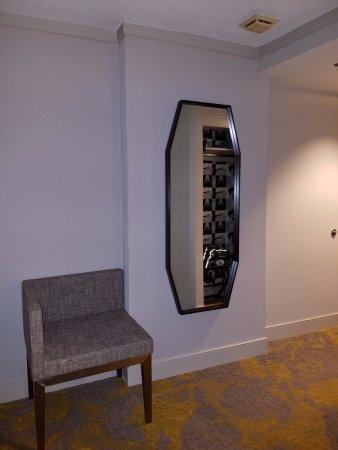 Washington Court Hotel on Capitol Hill: Full length mirror