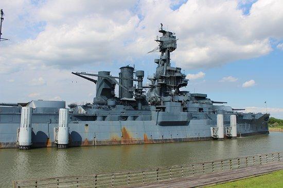 La Porte, TX: USS Texas