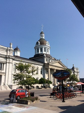 Kingston City Hall: City hall