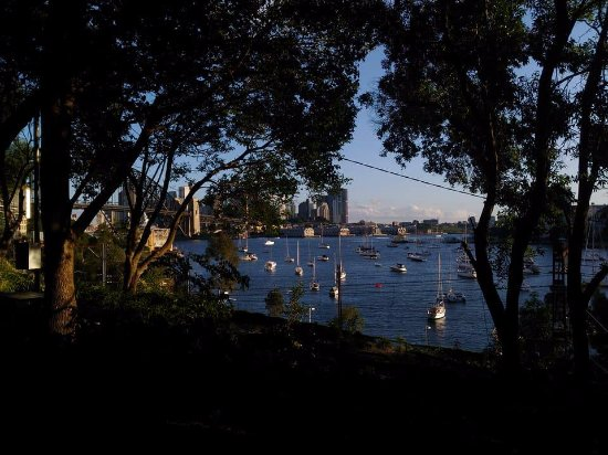 North Sydney, Australia: Otra vista desde Wendy Secret de día