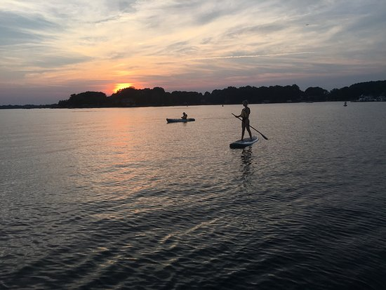 Cornelius, NC: Had a wonderful time on the sunset paddle tour.  Thank you to our wonderful guides!