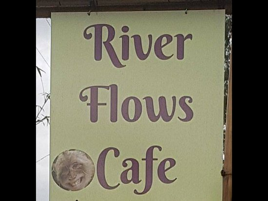 Murwillumbah, Australia: River Flows Cafe