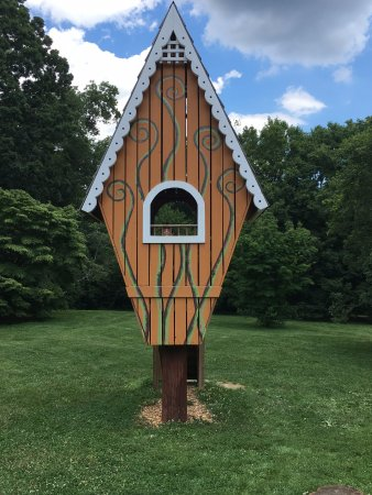Media, PA: Cape May bird house