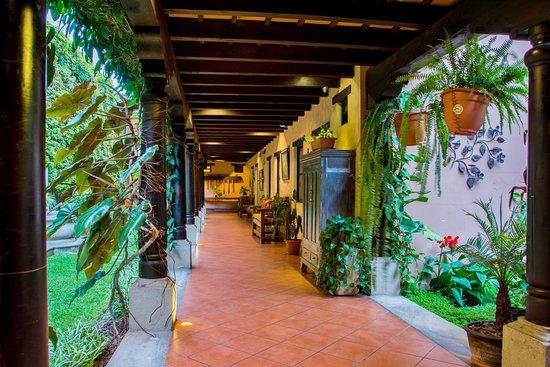 Hotel Meson del Valle Picture