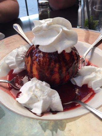 Redmond, OR: Deep fried Ice cream :)