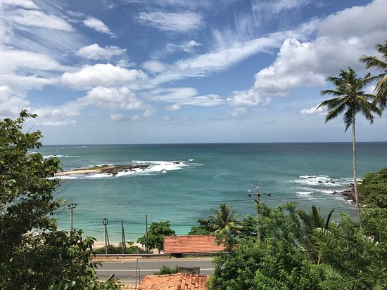 Tangalle, Sri Lanka: The beach is top