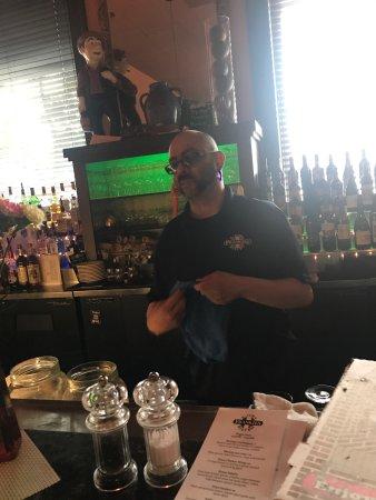 Burien, واشنطن: Jimmy worlds greatest bartender