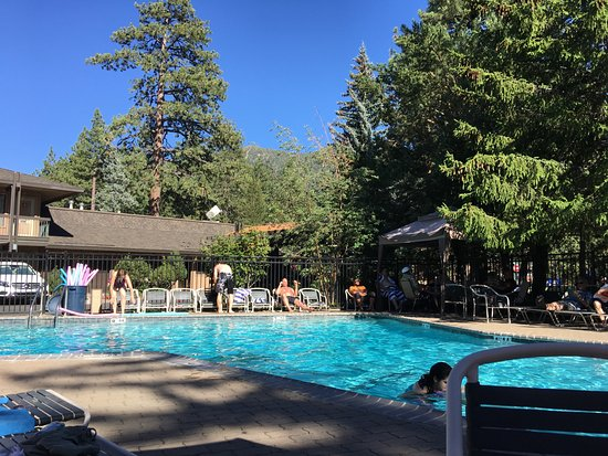 Best Western Station House Inn: The pool at the hotel