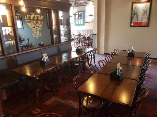 Lone Star Rotorua: We can easily cater for groups of any size