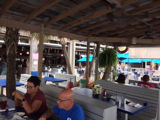 Pensacola Beach House Bar Restaurant
