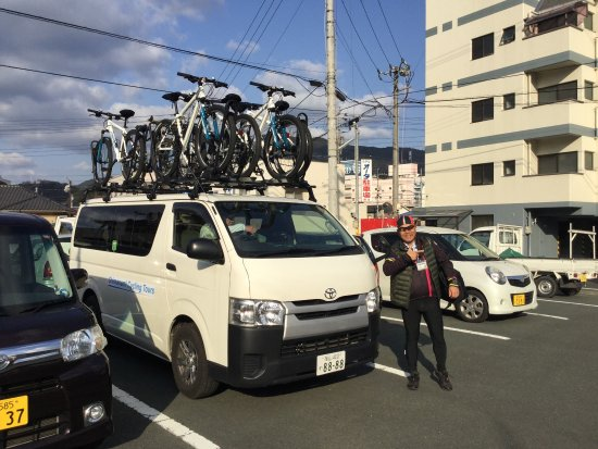 Shimanami Cycling Tours