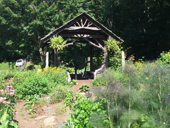 Waynesville, NC: The Swag Garden