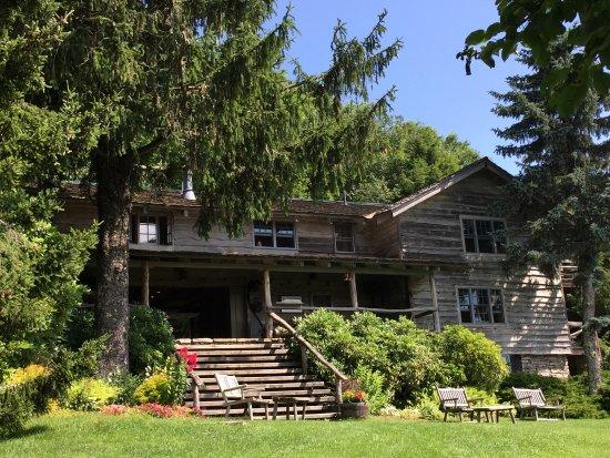 Waynesville, NC: The Swg Lodge