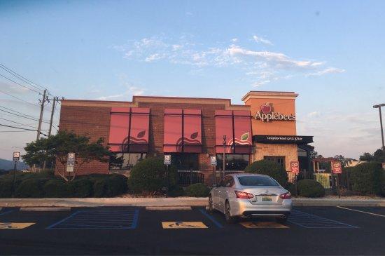 Applebee's-Oxford, Alabama