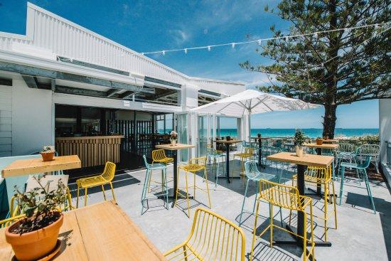 coast port beach cargo bar terrace picture of coast. Black Bedroom Furniture Sets. Home Design Ideas
