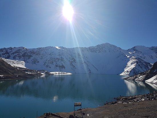 San Jose de Maipo, Chile: Embalse maravilloso y cerca de la capital