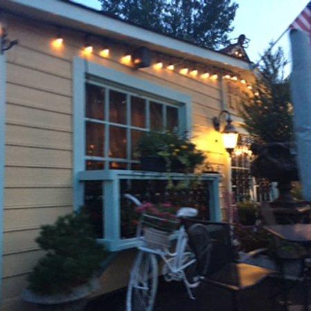 Woodbridge, VA: Exterior view at twilight