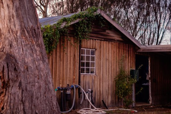 Cranbrook, Australien: Old winery shed, soon to be cellar door