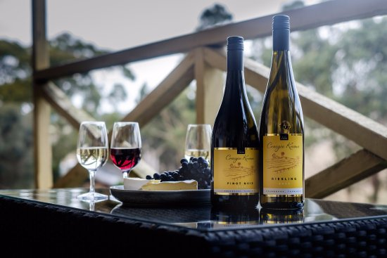 Cranbrook, Australien: Our beautiful wines