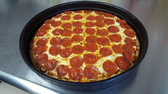 El Cajon, CA: My Pepperoni Pizza Which Looks Exactly Like The TV Commercial
