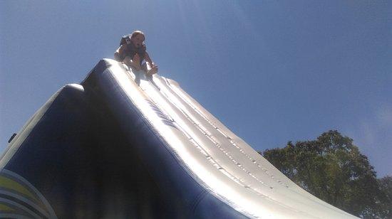 Woodland, Californien: Slide