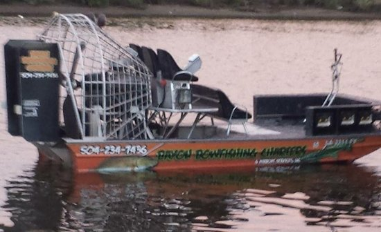 Bayou Bowfishing and Airboat Services LLC