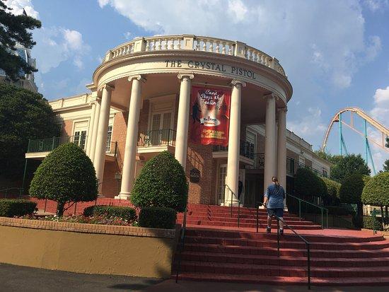 Austell, GA: The Crystal Pistol Theatre