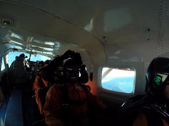 Skydive Wanaka: Getting Ready to Jump!