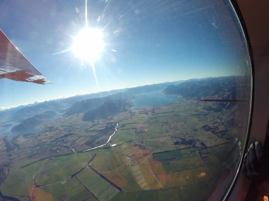 Skydive Wanaka: Stunning!