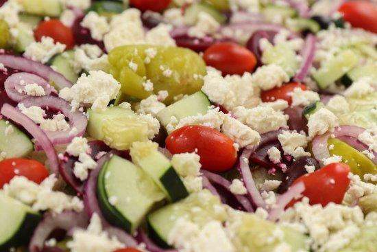 Monroe, MI: Greek Salad