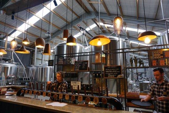 Matakana, New Zealand: The Sawmill Brewery