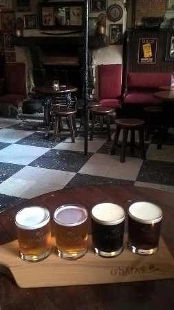 Athlone, Ιρλανδία: great taste of Irish brews