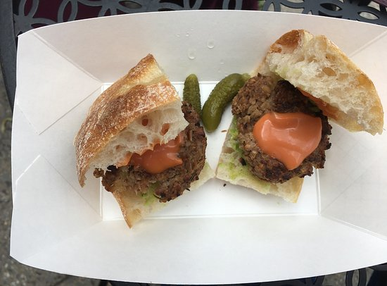 The Green Palate: Sliders