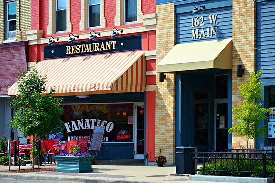 Whitewater, WI: Fanatico