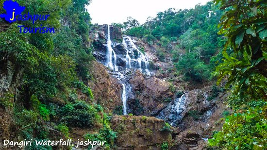 Danapuri Waterfall