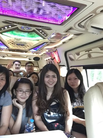 Bangkok Van Tour & Airport Transfer Services