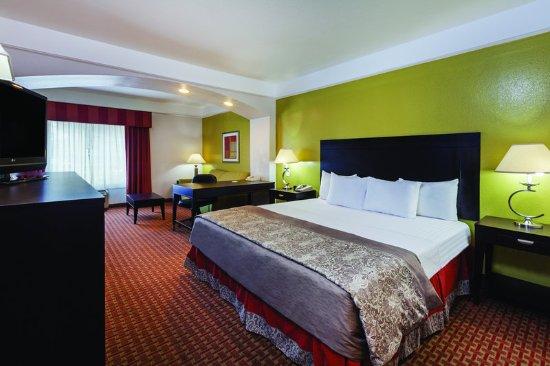 Winnie, Teksas: Guest Room