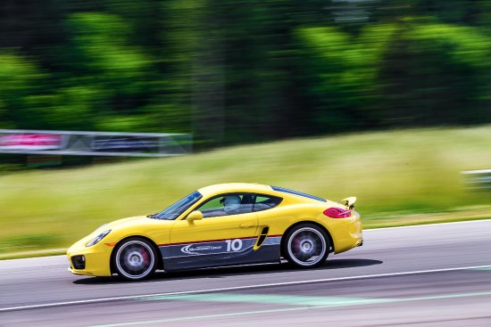 Lake Cowichan, Kanada: Unique Circuit Experiences for all drivers