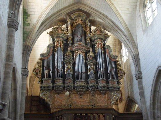 Orgue de l'église de Suippes