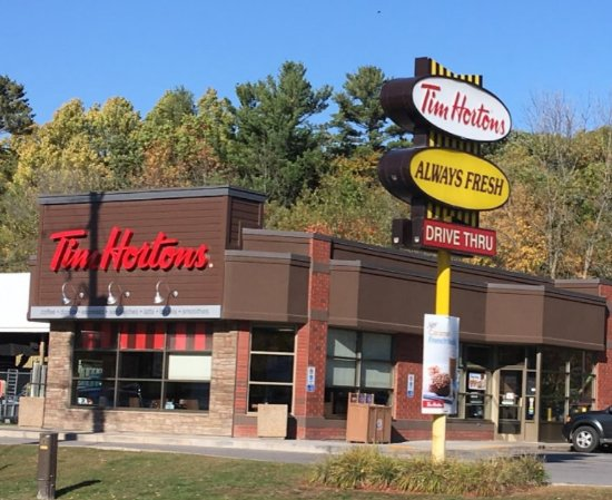 tim horton 39 s tweed 601 moira st restaurant reviews photos tripadvisor. Black Bedroom Furniture Sets. Home Design Ideas