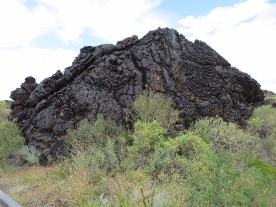 Carrizozo, NM: lava formation
