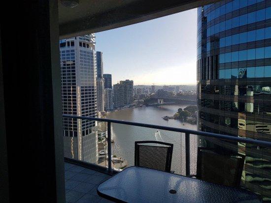 Oaks Felix: View from room 365