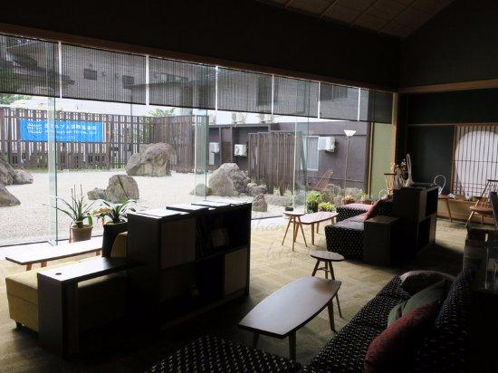 Omachi, Japan: Lobby