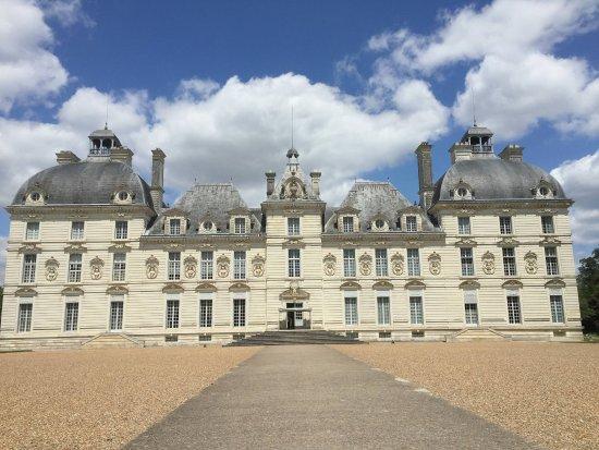 Cheverny, فرنسا: Château
