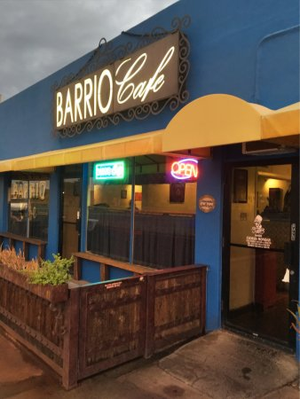 The Barrio Cafe Phoenix Menu