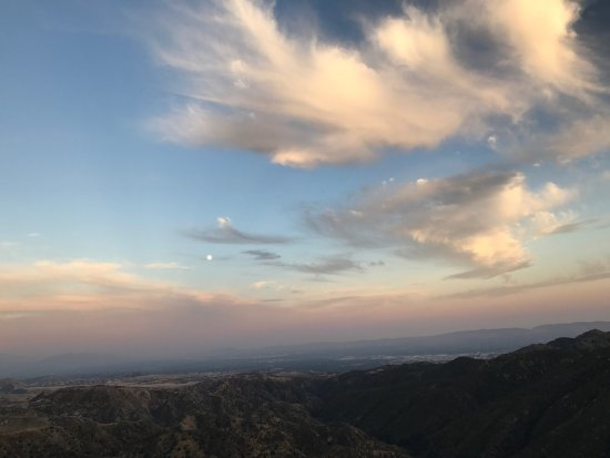 Simi Valley, Καλιφόρνια: Rocky Peak Trail