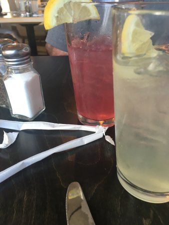 Rexburg, ID: Flavored lemonade -salad -pizza