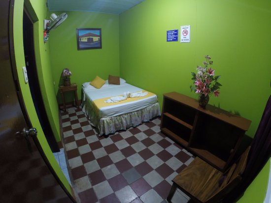 Hostal Guardabarranco: Room No.1